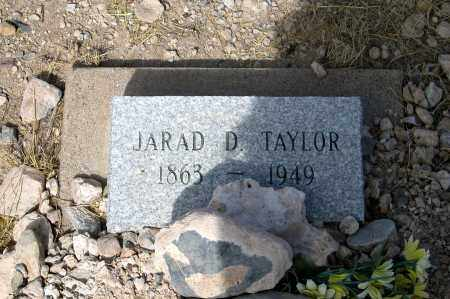 TAYLOR, JARAD - Cochise County, Arizona | JARAD TAYLOR - Arizona Gravestone Photos