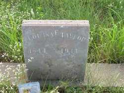 MCGILL TAYLOR, LOUISA E 'LOU' - Cochise County, Arizona | LOUISA E 'LOU' MCGILL TAYLOR - Arizona Gravestone Photos