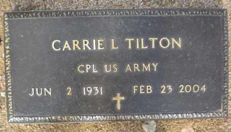 TILTON, CARRIE L. - Cochise County, Arizona | CARRIE L. TILTON - Arizona Gravestone Photos