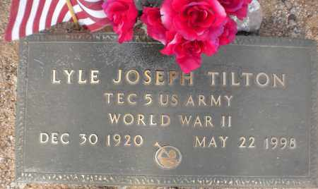 TILTON, LYLE JOSEPH - Cochise County, Arizona | LYLE JOSEPH TILTON - Arizona Gravestone Photos