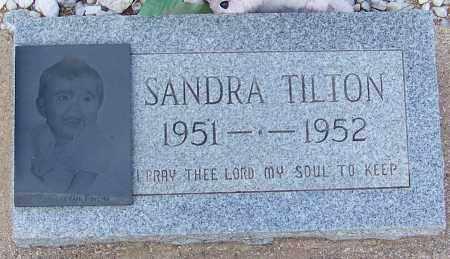 TILTON, SANDRA - Cochise County, Arizona | SANDRA TILTON - Arizona Gravestone Photos