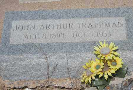 TRAPPMAN, JOHN - Cochise County, Arizona   JOHN TRAPPMAN - Arizona Gravestone Photos