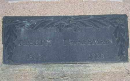 TRAPPMAN, JOSEPH - Cochise County, Arizona | JOSEPH TRAPPMAN - Arizona Gravestone Photos