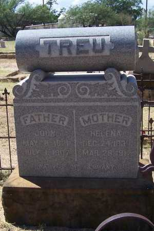 TREU, HELENA - Cochise County, Arizona | HELENA TREU - Arizona Gravestone Photos