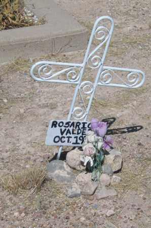 VALDEZ, ROSARIO - Cochise County, Arizona | ROSARIO VALDEZ - Arizona Gravestone Photos