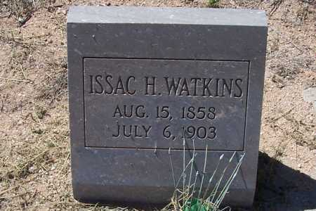WATKINS, ISSAC H. - Cochise County, Arizona | ISSAC H. WATKINS - Arizona Gravestone Photos