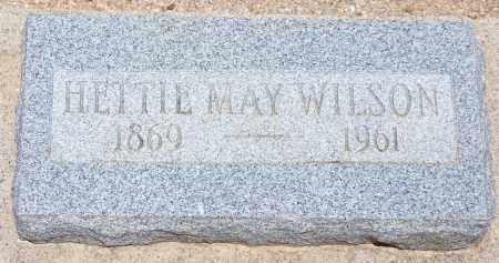 WILLSON, HETTIE MAY - Cochise County, Arizona | HETTIE MAY WILLSON - Arizona Gravestone Photos