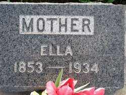 WINKLER, ELLA - Cochise County, Arizona | ELLA WINKLER - Arizona Gravestone Photos
