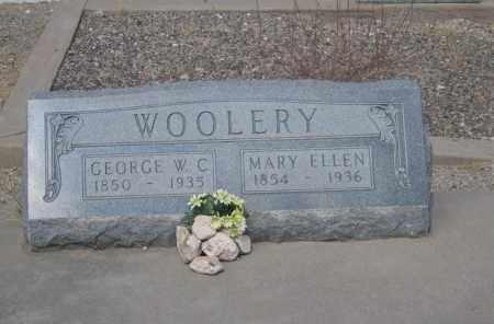 WOOLERY, GEORGE W. C. - Cochise County, Arizona   GEORGE W. C. WOOLERY - Arizona Gravestone Photos