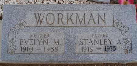 WORKMAN, EVELYN M. - Cochise County, Arizona | EVELYN M. WORKMAN - Arizona Gravestone Photos