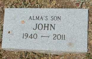ACKER, JOHN - Coconino County, Arizona | JOHN ACKER - Arizona Gravestone Photos