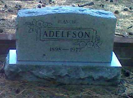 RUSK ADELFSON, BLANCHE - Coconino County, Arizona | BLANCHE RUSK ADELFSON - Arizona Gravestone Photos