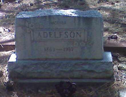 ADELFSON, MOTHER - Coconino County, Arizona | MOTHER ADELFSON - Arizona Gravestone Photos