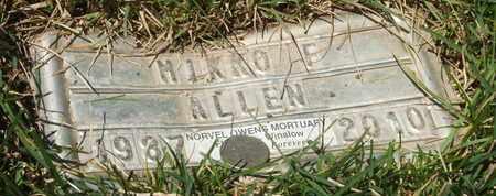 ALLEN, MIKKO F - Coconino County, Arizona | MIKKO F ALLEN - Arizona Gravestone Photos