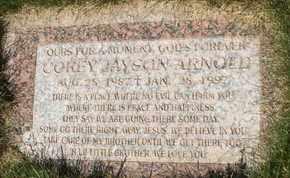 ARNOLD, COREY JAY - Coconino County, Arizona   COREY JAY ARNOLD - Arizona Gravestone Photos
