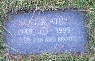 ATHA, KENT R. - Coconino County, Arizona | KENT R. ATHA - Arizona Gravestone Photos
