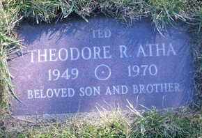 "ATHA, THEODORE R. ""TED"" - Coconino County, Arizona 