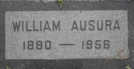 AUSURA, WILLIAM - Coconino County, Arizona | WILLIAM AUSURA - Arizona Gravestone Photos