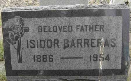 BARRERAS, ISIDOR - Coconino County, Arizona | ISIDOR BARRERAS - Arizona Gravestone Photos