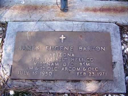BARTON, JAMES EUGENE - Coconino County, Arizona | JAMES EUGENE BARTON - Arizona Gravestone Photos
