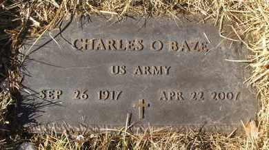 BAZE, CHARLES OWEN - Coconino County, Arizona   CHARLES OWEN BAZE - Arizona Gravestone Photos