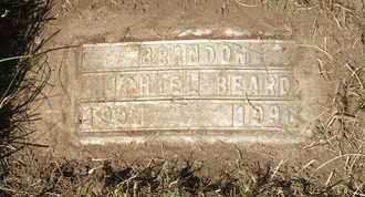 BEARD, BRANDON MICHAEL - Coconino County, Arizona | BRANDON MICHAEL BEARD - Arizona Gravestone Photos