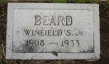 BEARD JR., WINEIELD S. - Coconino County, Arizona | WINEIELD S. BEARD JR. - Arizona Gravestone Photos
