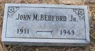 BEDFORD, JR., JOHN M. - Coconino County, Arizona | JOHN M. BEDFORD, JR. - Arizona Gravestone Photos