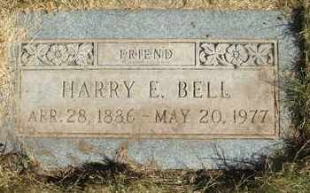 BELL, HARRY E. - Coconino County, Arizona | HARRY E. BELL - Arizona Gravestone Photos