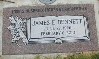 BENNETT, JAMES E. - Coconino County, Arizona | JAMES E. BENNETT - Arizona Gravestone Photos