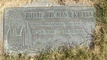 BRADLEY, PHILLIP THOMAS - Coconino County, Arizona | PHILLIP THOMAS BRADLEY - Arizona Gravestone Photos