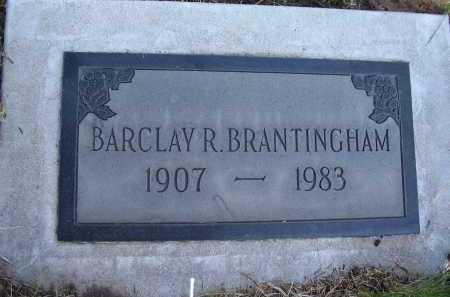 BRANTINGHAM, BARCLAY R. - Coconino County, Arizona | BARCLAY R. BRANTINGHAM - Arizona Gravestone Photos