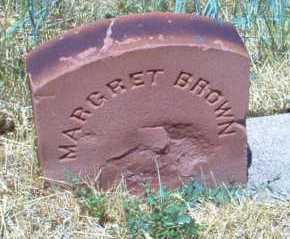 BROWN, MARGRET - Coconino County, Arizona | MARGRET BROWN - Arizona Gravestone Photos