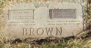 BROWN, AUDREY - Coconino County, Arizona | AUDREY BROWN - Arizona Gravestone Photos