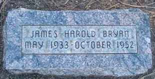 BRYAN, JAMES HAROLD - Coconino County, Arizona | JAMES HAROLD BRYAN - Arizona Gravestone Photos