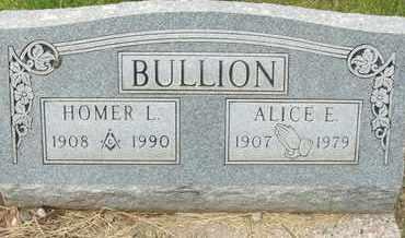 BULLION, ALICE E. - Coconino County, Arizona   ALICE E. BULLION - Arizona Gravestone Photos