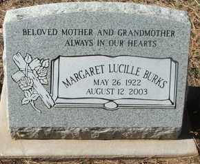 BURKS, MARGARET LUCILLE - Coconino County, Arizona | MARGARET LUCILLE BURKS - Arizona Gravestone Photos
