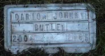 BUTLER, DARION JOHNNY - Coconino County, Arizona | DARION JOHNNY BUTLER - Arizona Gravestone Photos