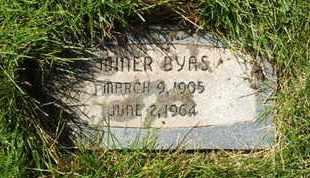 BYAS, MINER - Coconino County, Arizona | MINER BYAS - Arizona Gravestone Photos