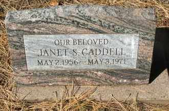 CADDELL, JANET S. - Coconino County, Arizona | JANET S. CADDELL - Arizona Gravestone Photos