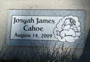 CAHOE, JOSYAH JAMES - Coconino County, Arizona | JOSYAH JAMES CAHOE - Arizona Gravestone Photos