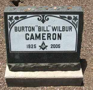 """CAMERON, BURTON WILBUR """"BILL"""" - Coconino County, Arizona   BURTON WILBUR """"BILL"""" CAMERON - Arizona Gravestone Photos"""