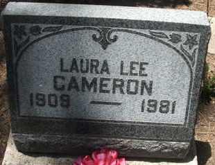 CAMERON, LAURA LEE - Coconino County, Arizona | LAURA LEE CAMERON - Arizona Gravestone Photos