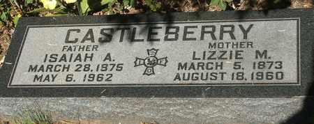 CASTLEBERRY, LIZZIE M. - Coconino County, Arizona | LIZZIE M. CASTLEBERRY - Arizona Gravestone Photos