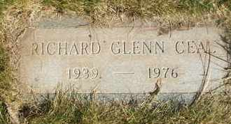 CEAL, RICHARD GLENN - Coconino County, Arizona | RICHARD GLENN CEAL - Arizona Gravestone Photos