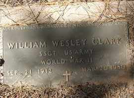 CLARK, WILLIAM WESLEY - Coconino County, Arizona | WILLIAM WESLEY CLARK - Arizona Gravestone Photos