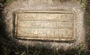 CLIZZIE, CALVIN JOE - Coconino County, Arizona   CALVIN JOE CLIZZIE - Arizona Gravestone Photos