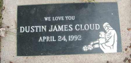 CLOUD, DUSTIN JAMES - Coconino County, Arizona   DUSTIN JAMES CLOUD - Arizona Gravestone Photos