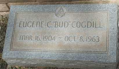 "COGDILL, EUGENE C. ""BUD"" - Coconino County, Arizona | EUGENE C. ""BUD"" COGDILL - Arizona Gravestone Photos"