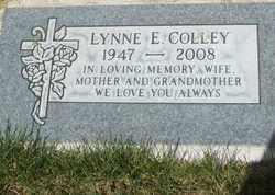 COLLEY, LYNNE E. - Coconino County, Arizona   LYNNE E. COLLEY - Arizona Gravestone Photos